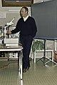 14 Novembre 1991 le président de l'UNESCO à l'INRA de Versailles-11-cliche Jean Weber.jpg
