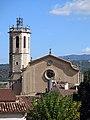 160 Santa Coloma de Centelles, vista des del carrer dels Galejadors.jpg
