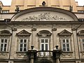 162 Palau Sweerts-Špork, façana neoclàssica, Hybernská Ulice.jpg