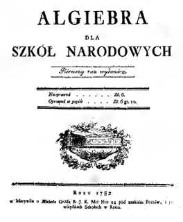 Society for Elementary Books 18th-century Polish government agency