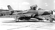 182d Tactical Fighter Squadron - General Motors F-84F-40-GK Thunderstreak 51-9530