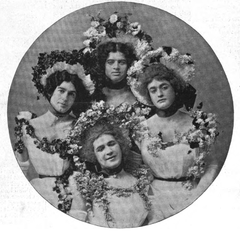 1898 JollityTheatreBallet BostonCadets HarpersWeekly v42 no2145 photo by ElmerChickering.png