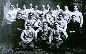 New England Small College Athletic Conference - The 1901 Williams football team