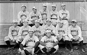 1903 Brooklyn Superbas season - The 1903 Brooklyn Superbas