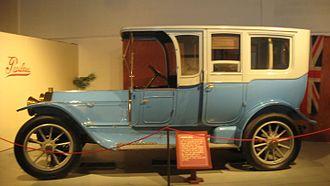 Peerless Motor Company - Image: 1912 Peerless Model 36