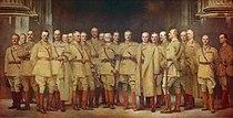 1922 John Singer Sargent - General Officers of World War I.jpg