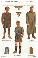1943 Handbook On German Military Forces Page 068 TM-E 30-451 Army (Wehrmacht ) tropical uniforms officers and enlisted men - no known copyright.jpg