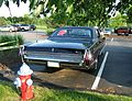 1968 Mercury Park Lane Brougham 4-door hardtop, rear view.jpg