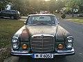 1972 Mercedes front view.jpg