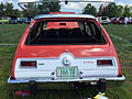 1974 AMC Gremlin X red with white stripes AMO 2015 meet 5of8.jpg