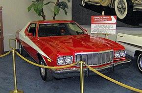 La Ford Gran Torino di Starsky e Hutch -