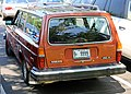 1976-77 Volvo 265 DL rear, Greenwich.jpg