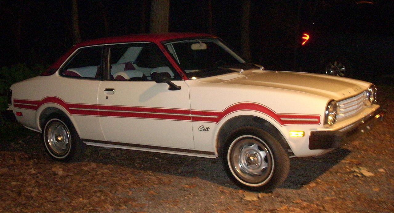 Fichier 1977 78 Dodge Colt Jpg Wikip 233 Dia