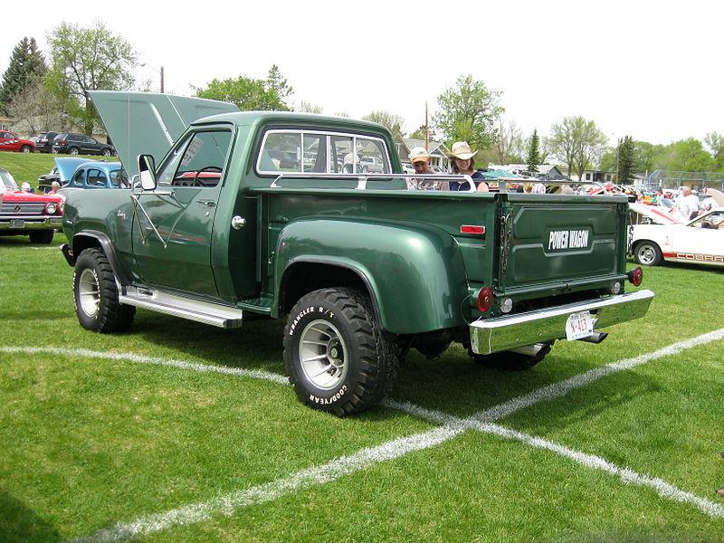 Px Dodge Power Wagon Rear on 1977 Dodge Power Wagon Wiki