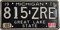 1983 Michigan License Plate.JPG