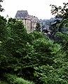 19850708036NR Burg Schloß Burg Sicht aus dem Park.jpg