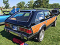 1987 AMC Eagle Limited wagon with woodgrain at AMO 2015 meet 2of4.jpg