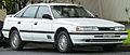 1990 Mazda 626 (GD Series 2) Eclipse 2.2i hatchback (2011-11-17) 01.jpg