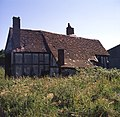2, The Masters House on the site of St Michael's Leper Hospital, Warwick. Picture taken in the 1990s.jpg