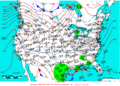 2005-02-01 Surface Weather Map NOAA.png