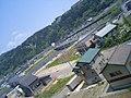 20080518 Kawaguti-Bridge and iiyamasenn-uonogawaryoukyou.jpg