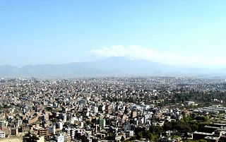 history of the capital city of Nepal