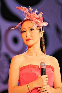 Jade Kwan Hong Kong singer