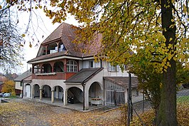 Mülchi - Farm house in Mülchi village