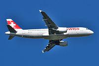 HB-JLS - A320 - Swiss