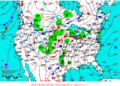 2012-04-15 Surface Weather Map NOAA.png