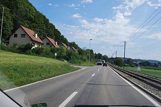 Leimbach, Aargau Municipality in Switzerland in Aargau