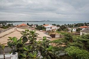 São Tomé - Baía Ana Chaves, São Tomé