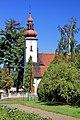 2012 Powiat wodzisławski, Gołkowice, Kościół Ewangelicko-Augsburski (01).jpg