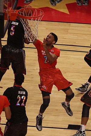 James Blackmon Jr. - Blackmon in the 2014 McDonald's All-American Boys Game