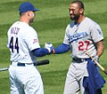 20140919 Matt Kemp and Anthony Rizzo (cropped).JPG