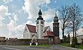 2014 Kamienica, kościół św. Jerzego.JPG