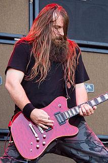 Mark Morton (musician) American musician (born 1972)
