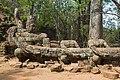 2016 Angkor, Angkor Thom, Brama północna (04).jpg