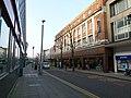 2016 Woolwich, Hare Street shops 01.jpg