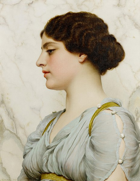 File:2017-02 John William Godward - A Roman beauty.jpg