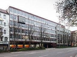 Rotebühlstraße in Stuttgart