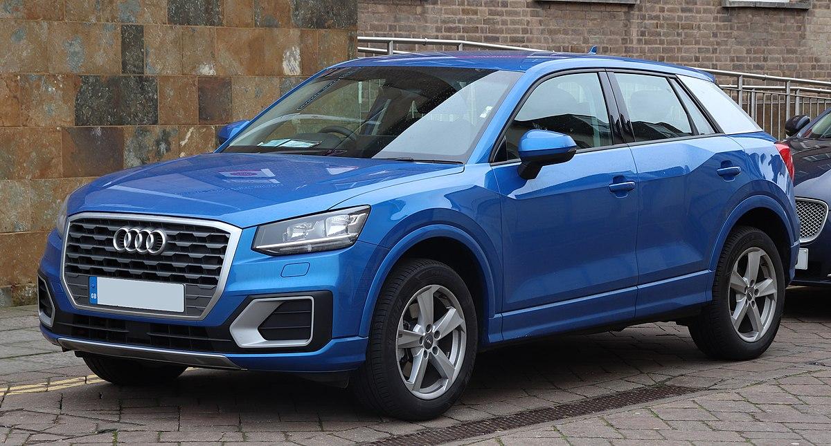 Audi Q2 Wikipedia