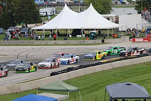 2017 NASCAR Xfinity Series - The Johnsonville 180 at Road America in August