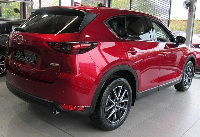 Mazda CX-5 2.2 Skyactiv-D AWD (KF)