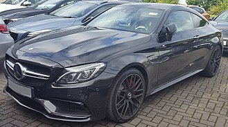 Mercedes-Benz C-Class (W205) - Mercedes-Benz C 63 AMG coupe