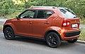 2017 Suzuki Ignis Intro Edition, Sprengelkiez (rear left side).jpg