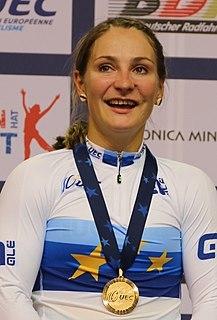 Kristina Vogel – Keirin-Europameisterin 2017