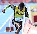 2018-10-16 Stage 2 (Boys' 400 metre hurdles) at 2018 Summer Youth Olympics by Sandro Halank–059.jpg