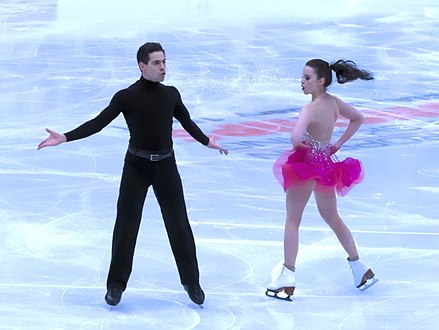 Cappellini/Lanotte at the 2018 Euros