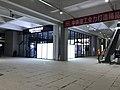 201812 HSR Shuttle Bus Waiting Area at Qiandaohu Station.jpg
